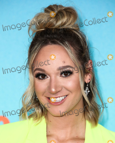 Alisha Marie Photo - LOS ANGELES CA USA - MARCH 23 Alisha Marie arrives at Nickelodeons 2019 Kids Choice Awards held at the USC Galen Center on March 23 2019 in Los Angeles California United States (Photo by Xavier CollinImage Press Agency)