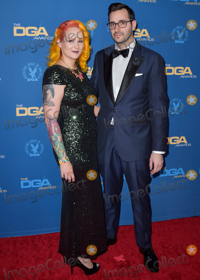 Christophe Honor Photo - LOS ANGELES CALIFORNIA USA - JANUARY 25 Christopher Werner arrives at the 72nd Annual Directors Guild Of America Awards held at The Ritz-Carlton Hotel at LA Live on January 25 2020 in Los Angeles California United States (Photo by Image Press Agency)