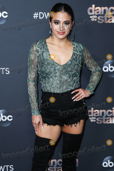 Ally Brooke Photo - LOS ANGELES CALIFORNIA USA - NOVEMBER 03 Singer Ally Brooke arrives at ABCs Dancing With The Stars Season 28 Top Six Finalists Party held at Dominique Ansel at The Grove on November 4 2019 in Los Angeles California United States (Photo by Xavier CollinImage Press Agency)