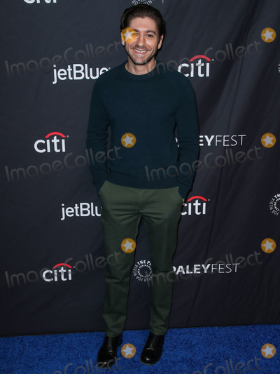 Michael Zegen Photo - HOLLYWOOD LOS ANGELES CA USA - MARCH 15 Actor Michael Zegen arrives at the 2019 PaleyFest LA - Opening Night Presentation Amazon Prime Videos The Marvelous Mrs Maisel held at the Dolby Theatre on March 15 2019 in Hollywood Los Angeles California United States (Photo by Xavier CollinImage Press Agency)