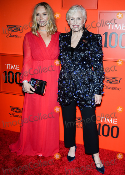 Annie Starke Photo - MANHATTAN NEW YORK CITY NEW YORK USA - APRIL 23 Annie Starke Glenn Close arrive at the 2019 Time 100 Gala held at the Frederick P Rose Hall at Jazz At Lincoln Center on April 23 2019 in Manhattan New York City New York United States (Photo by Image Press Agency)