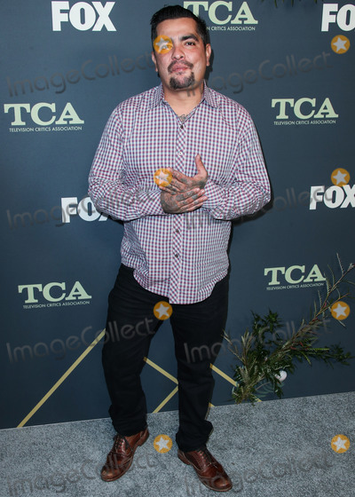 Aaron Sanchez Photo - PASADENA LOS ANGELES CA USA - FEBRUARY 06 Chef Aaron Sanchez arrives at the FOX Winter TCA 2019 All-Star Party held at The Fig House on February 6 2019 in Pasadena Los Angeles California United States (Photo by Xavier CollinImage Press Agency)