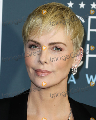 Charlize Theron Photo - (FILE) Charlize Theron Announces 1 Million Dollar Donation Amid Coronavirus COVID-19 Pandemic Charlize Theron has donated 1 million dollars to the coronavirus relief efforts through her foundation The Charlize Theron Africa Outreach Project and partners CARE and the Entertainment Industry Foundation (EIF) SANTA MONICA LOS ANGELES CALIFORNIA USA - JANUARY 12 Actress Charlize Theron wearing Celine by Hedi Slimane with Messika jewelry arrives at the 25th Annual Critics Choice Awards held at the Barker Hangar on January 12 2020 in Santa Monica Los Angeles California United States (Photo by Xavier CollinImage Press Agency)