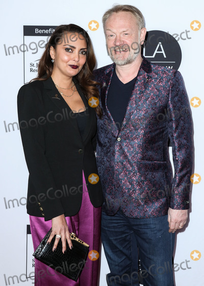 Jared Harris Photo - LOS ANGELES CALIFORNIA USA - FEBRUARY 05 Allegra Riggio and Jared Harris arrive at the Los Angeles Art Show 2020 Opening Night Gala held at the Los Angeles Convention Center on February 5 2020 in Los Angeles California United States (Photo by Xavier CollinImage Press Agency)