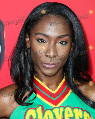 Angelica Ross Photo - HOLLYWOOD LOS ANGELES CALIFORNIA USA - OCTOBER 26 Actress Angelica Ross arrives at FXs American Horror Story 100th Episode Celebration held at the Hollywood Forever Cemetery on October 26 2019 in Hollywood Los Angeles California United States (Photo by Xavier CollinImage Press Agency)
