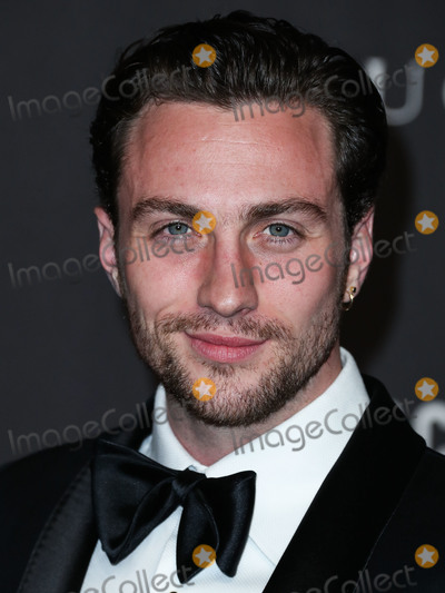 Aaron Taylor-Johnson Photo - LOS ANGELES CA USA - NOVEMBER 03 Aaron Taylor-Johnson at the 2018 LACMA Art  Film Gala held at the Los Angeles County Museum of Art on November 3 2018 in Los Angeles California United States (Photo by Xavier CollinImage Press Agency)