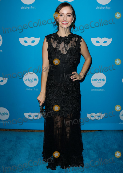 Ahna OReilly Photo - LOS ANGELES CA USA - OCTOBER 25 Ahna OReilly at the Sixth Annual UNICEF Masquerade Ball held at Cliftons Republic on October 25 2018 in Los Angeles California United States (Photo by Xavier CollinImage Press Agency)