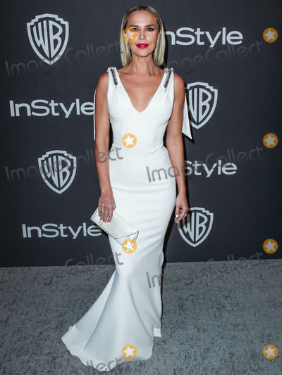 Arielle Kebbel Photo - BEVERLY HILLS LOS ANGELES CA USA - JANUARY 06 Actress Arielle Kebbel arrives at the 2019 InStyle And Warner Bros Pictures Golden Globe Awards After Party held at The Beverly Hilton Hotel on January 6 2019 in Beverly Hills Los Angeles California United States (Photo by Xavier CollinImage Press Agency)