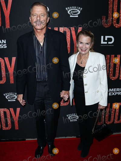 Juliet Mills Photo - BEVERLY HILLS LOS ANGELES CALIFORNIA USA - SEPTEMBER 19 Maxwell Caulfield and Juliet Mills arrive at the Los Angeles Premiere Of Roadside Attractions Judy held at the Samuel Goldwyn Theater at the Academy of Motion Picture Arts and Sciences on September 19 2019 in Beverly Hills Los Angeles California United States (Photo by Xavier CollinImage Press Agency)