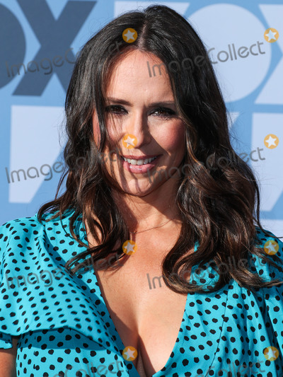 Jennifer Love Hewitt Photo - LOS ANGELES CALIFORNIA USA - AUGUST 07 Actress Jennifer Love Hewitt arrives at the FOX Summer TCA 2019 All-Star Party held at Fox Studios on August 7 2019 in Los Angeles California United States (Photo by Xavier CollinImage Press Agency)