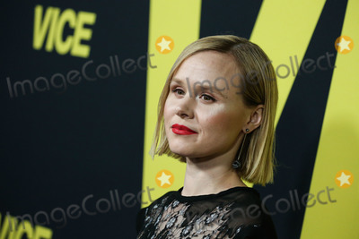 Alison Pill Photo - BEVERLY HILLS LOS ANGELES CA USA - DECEMBER 11 Actress Alison Pill arrives at the World Premiere Of Annapurna Pictures Gary Sanchez Productions And Plan B Entertainments Vice held at the Samuel Goldwyn Theater at The Academy of Motion Picture Arts and Sciences on December 11 2018 in Beverly Hills Los Angeles California United States (Photo by Xavier CollinImage Press Agency)