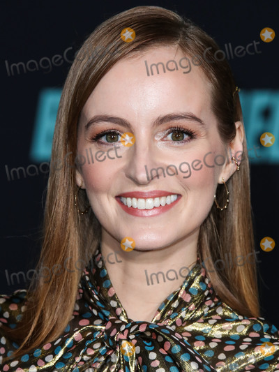 Ahna OReilly Photo - WESTWOOD LOS ANGELES CALIFORNIA USA - DECEMBER 10 Actress Ahna OReilly arrives at the Los Angeles Special Screening Of Liongates Bombshell held at the Regency Village Theatre on December 10 2019 in Westwood Los Angeles California United States (Photo by Xavier CollinImage Press Agency)