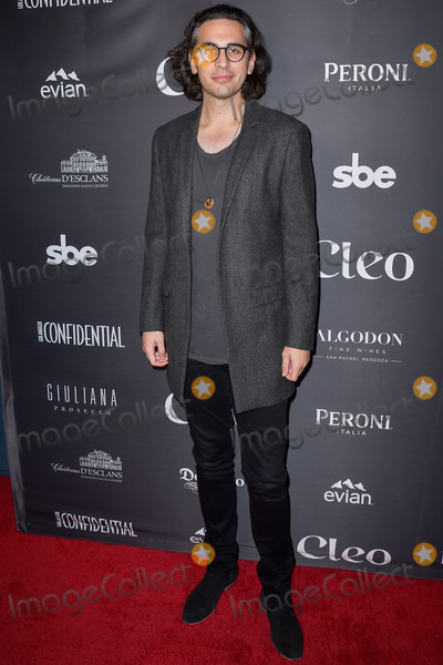 Nick Simmons Photo - HOLLYWOOD LOS ANGELES CALIFORNIA USA - JUNE 14 Nick Simmons arrives at the sbe Celebrates The Grand Re-Opening And Debut Of Cleo Hollywood held at Cleo Hollywood on June 14 2019 in Hollywood Los Angeles California United States (Photo by Image Press Agency)