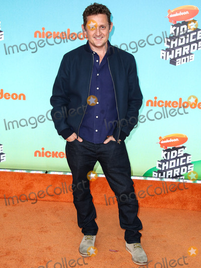Alex Winter Photo - LOS ANGELES CA USA - MARCH 23 Alex Winter arrives at Nickelodeons 2019 Kids Choice Awards held at the USC Galen Center on March 23 2019 in Los Angeles California United States (Photo by Xavier CollinImage Press Agency)