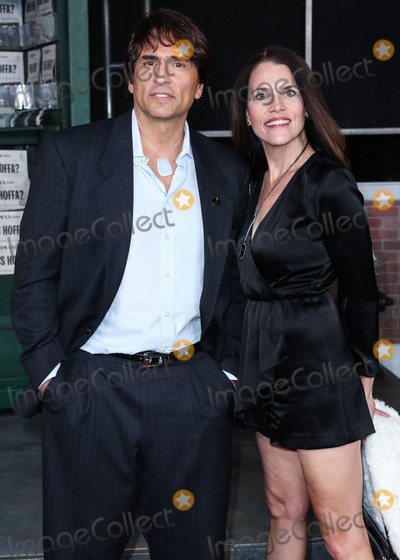 Vincent Spano Photo - HOLLYWOOD LOS ANGELES CALIFORNIA USA - OCTOBER 24 Vincent Spano and Tiffany Downey arrive at the Los Angeles Premiere Of Netflixs The Irishman held at TCL Chinese Theatre IMAX on October 24 2019 in Hollywood Los Angeles California United States (Photo by Xavier CollinImage Press Agency)
