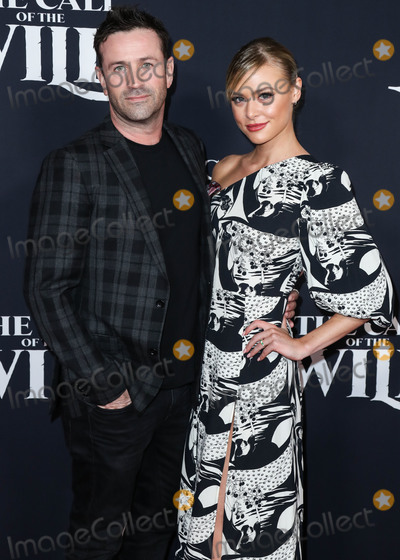 Hayley Erin Photo - HOLLYWOOD LOS ANGELES CALIFORNIA USA - FEBRUARY 13 Adam Fergus and Hayley Erin arrive at the World Premiere Of 20th Century Studios The Call Of The Wild held at the El Capitan Theatre on February 13 2020 in Hollywood Los Angeles California United States (Photo by Xavier CollinImage Press Agency)