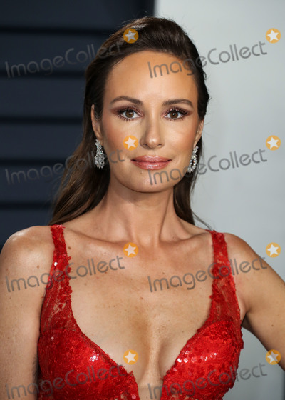Catt Sadler Photo - BEVERLY HILLS LOS ANGELES CA USA - FEBRUARY 24 Catt Sadler arrives at the 2019 Vanity Fair Oscar Party held at the Wallis Annenberg Center for the Performing Arts on February 24 2019 in Beverly Hills Los Angeles California United States (Photo by Xavier CollinImage Press Agency)