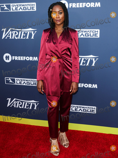 Adele Photo - HOLLYWOOD LOS ANGELES CALIFORNIA USA - AUGUST 06 Actress Zuri Adele arrives at Varietys Power Of Young Hollywood 2019 held at the h Club Los Angeles on August 6 2019 in Hollywood Los Angeles California United States (Photo by Xavier CollinImage Press Agency)
