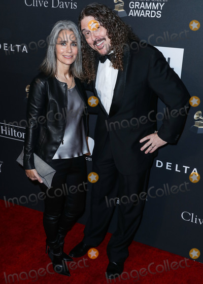 Al Yankovic Photo - BEVERLY HILLS LOS ANGELES CA USA - FEBRUARY 09 Suzanne Yankovic and husbandsinger Weird Al Yankovic arrive at The Recording Academy And Clive Davis 2019 Pre-GRAMMY Gala held at The Beverly Hilton Hotel on February 9 2019 in Beverly Hills Los Angeles California United States (Photo by Xavier CollinImage Press Agency)