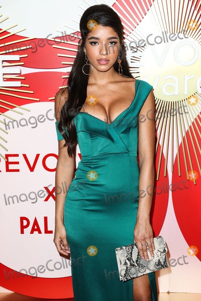 Yovanna Ventura Photo - LAS VEGAS NV USA - NOVEMBER 09 Yovanna Ventura at the 2nd Annual REVOLVEawards held at the Palms Casino Resort on November 9 2018 in Las Vegas Nevada United States (Photo by Xavier CollinImage Press Agency)