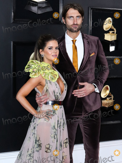 Maren Morris Photo - (FILE) Maren Morris Welcomes First Baby With Husband Ryan Hurd The 29-year-old Bones singer welcomed her first child with husband Ryan Hurd on Monday March 23 2020 LOS ANGELES CALIFORNIA USA - FEBRUARY 10 Singer Maren Morris and husband Ryan Hurd arrive at the 61st Annual GRAMMY Awards held at Staples Center on February 10 2019 in Los Angeles California United States (Photo by Xavier CollinImage Press Agency)