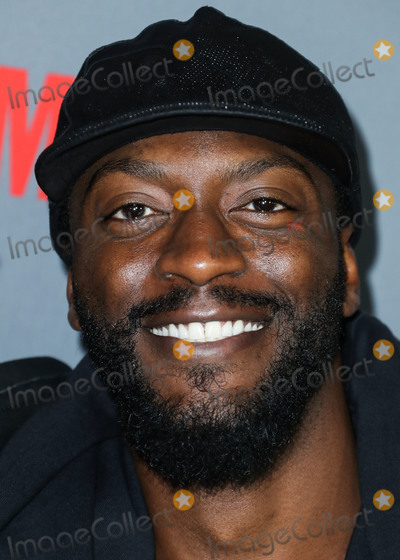 Aldis Hodge Photo - LOS ANGELES CA USA - DECEMBER 01 Actor Aldis Hodge arrives at the Showtime PPV Presents Heavyweight Championship Of The World Wilder vs Fury Pre-Event VIP Party held at Staples Center on December 1 2018 in Los Angeles California United States (Photo by Xavier CollinImage Press Agency)