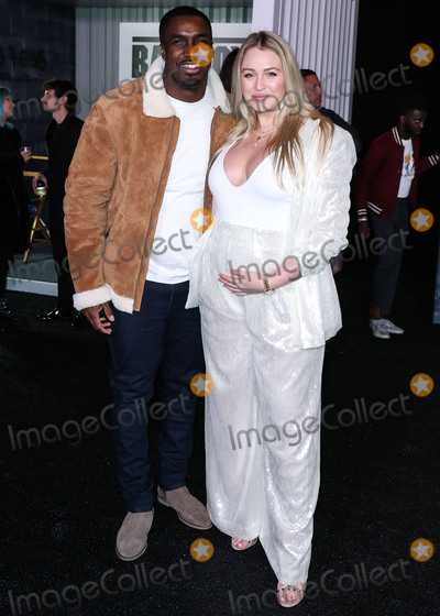 TCL Chinese Theatre Photo - (FILE) Iskra Lawrence and Boyfriend Philip Payne Welcome First Child HOLLYWOOD LOS ANGELES CALIFORNIA USA - JANUARY 14 Philip Payne and girlfriendmodel Iskra Lawrence arrive at the Los Angeles Premiere Of Columbia Pictures Bad Boys For Life held at the TCL Chinese Theatre IMAX on January 14 2020 in Hollywood Los Angeles California United States (Photo by Xavier CollinImage Press Agency)