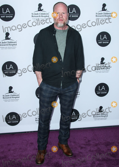 Joss Whedon Photo - LOS ANGELES CA USA - JANUARY 23 Screenwriter Joss Whedon arrives at the Los Angeles Art Show 2019 Opening Night Gala held at the Los Angeles Convention Center on January 23 2019 in Los Angeles California United States (Photo by Xavier CollinImage Press Agency)