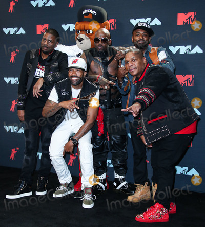 Treach Photo - NEWARK NEW JERSEY USA - AUGUST 26 Slugga DJ Kay Gee Treach and Vin Rock of Naughty By Nature pose in the press room at the 2019 MTV Video Music Awards held at the Prudential Center on August 26 2019 in Newark New Jersey United States (Photo by Xavier CollinImage Press Agency)