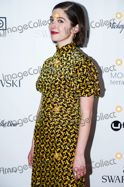 Annabelle Attanasio Photo - MANHATTAN NEW YORK CITY NEW YORK USA - NOVEMBER 12 Annabelle Attanasio arrives at the New York Premiere Of Utopias Mickey And The Bear held at Mondrian Terrace Park Avenue on November 12 2019 in Manhattan New York City New York United States (Photo by William PerezImage Press Agency)