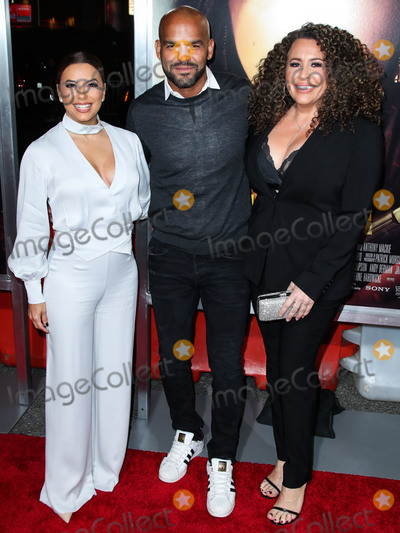 Amaury Nolasco Photo - LOS ANGELES CA USA - JANUARY 30 Eva Longoria Amaury Nolasco and Diana Maria Riva arrive at the Los Angeles Premiere Of Columbia Pictures Miss Bala held at Regal Cinemas LA Live Stadium 14 on January 30 2019 in Los Angeles California United States (Photo by Xavier CollinImage Press Agency)