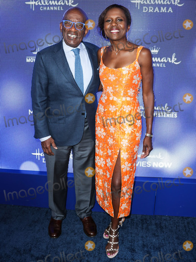 Al Roker Photo - BEVERLY HILLS LOS ANGELES CALIFORNIA USA - JULY 26 Al Roker and Deborah Roberts arrive at the Hallmark Channel And Hallmark Movies And Mysteries Summer 2019 TCA Press Tour Event held at a Private Residence on July 26 2019 in Beverly Hills Los Angeles California United States (Photo by Xavier CollinImage Press Agency)