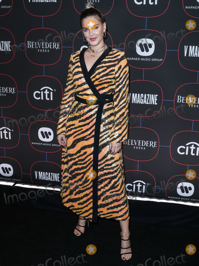 Mary Anne Photo - LOS ANGELES CA USA - FEBRUARY 07 Singer Anne-Marie (Anne-Marie Rose Nicholson) arrives at the Warner Music Pre-Grammy Party 2019 held at The NoMad Hotel Los Angeles on February 7 2019 in Los Angeles California United States (Photo by Xavier CollinImage Press Agency)