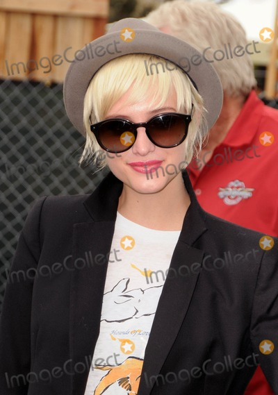 Ashley Simpson Photo - Ashley Simpson Attending The 22nd Annual Time For Heroes Celebrity Picnic Sponsored By Disney To Benefit The Elizabeth Glaser Pediatric AIDS Foundation Held At The Wadsworth Theater In Los Angeles California On 61211Photo By D LONG- Globe Photos Inc  2011