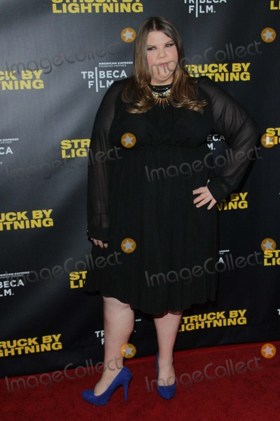 Ashley Fink Photo - Ashley Fink attends Premiere Screening of Tribeca Films Struck by Lightning 6th January 2013the Chinese 6 Theatreshollywoodcausa Photo TleopoldGlobe Photos