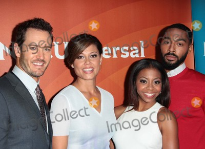 Bresha Webb Photo - Mark-paul Gosselaarvanessa Lacheybresha Webbtone Bell Attend Nbcuniversal Press Tour 2015 on August 13th 2015 at the Beverly Hilton Hotel in Beverly HillscaliforniaphototleopoldGlobephotos