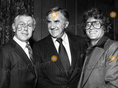 Michael Landon Photo - Edmcmahonretro Johnny Carson Ed Mcmahon Michael Landon Photo by Nate Cutler-Globe Photos