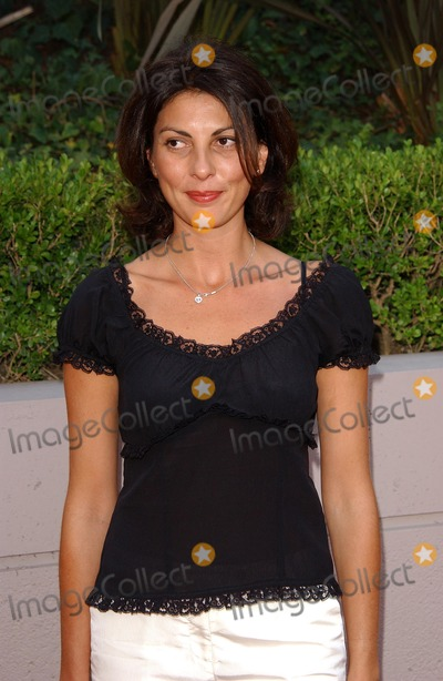 Gina Bellman Photo - 1st Annual Baftala  Atas Emmy Tea Party at the St Regis Hotel in Century City CA 09202003 Photo by Fitzroy BarrettGlobe Photos Inc
