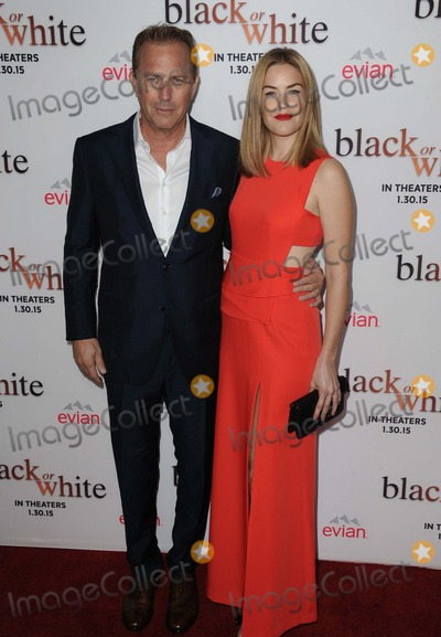 Lily Costner Photo - Kevin Costner Lily Costner attending the Los Angeles Premiere of Black or White Held at the Regal Cinemas LA Live in Los Angeles California on January 20 2015 Photo by D Long- Globe Photos Inc