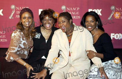 Tyra Ferrell Photo - 36TH ANNUAL NAACP IMAGE AWARDS NOMINEE LUNCHEON SPONSORED BY HARLEY DAVIDSON AND DAIMLERCHRYSLER AT THE BEVERLY HILTON HOTEL ON MARCH 5 2005 HOSTED BY DUANE MARTIN 7 WIFE TISHA CAMPBELL- MARTINTONYA LEE WILLIAMS CLAYOLA BROWN LOREETA DEVINE AND TYRA FERRELLPHOTO BY VALERIE GOODLOE-GLOBE PHOTOS INC  2005K42054VG