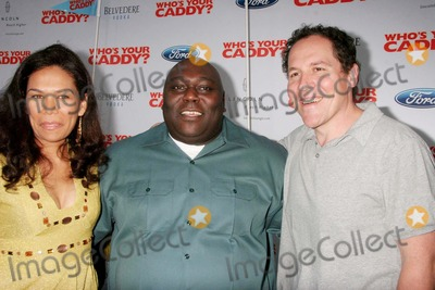 John Favreau Photo - Whos Your Caddy World Premiere Arclight Cinemas Hollywood CA 07-23-07 Guest John Favreau and Faizon Love Photo Clinton H Wallace-photomundo-Globe Photos Inc