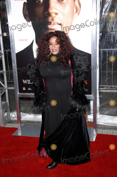 Chaka Khan Photo - Chaka Kahn During the Premiere of the New Movie by Columbia Pictures Seven Pounds Held at the Mann Village Theatre on December 16 2008 in Los Angeles Photo Michael Germana  Superstar Images - Globe Photos
