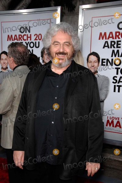 Harold Ramis Photo - Harold Ramis During the Premiere of the New Movie From Dreamworks Pictures I Love You Man Held at the Manns Village Theatre on March 17 2009 in Los Angeles Photo by Michael Germana-Globe Photos Harold Ramis