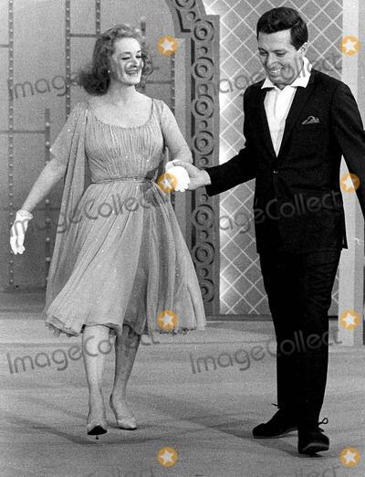 Andy Williams Photo - Bette Davis with Andy Williams (Late 1960s) Photo by Bud Gray-Globe Photos Inc
