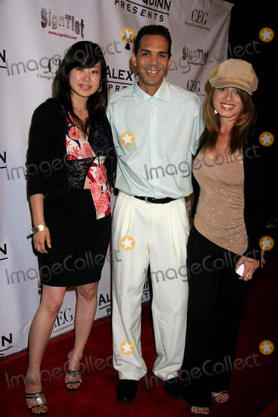 Al Walser Photo - Alex Quinn Presents the New Nightlife Experience Forbidden Passions Vanguard Hollywood Hollywood CA 05-25-2006 Photo Clinton H WallacephotomundoGlobe Photos AL Walser - Lichtenstein and Guest