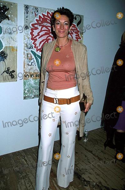 Allegra Hicks Photo - Allegra Hicks Springsummer 2003 Fashion Show NYC 092002 Photo by Rose HartmanGlobe Photos Inc 2002 Ghisalene Maxwell