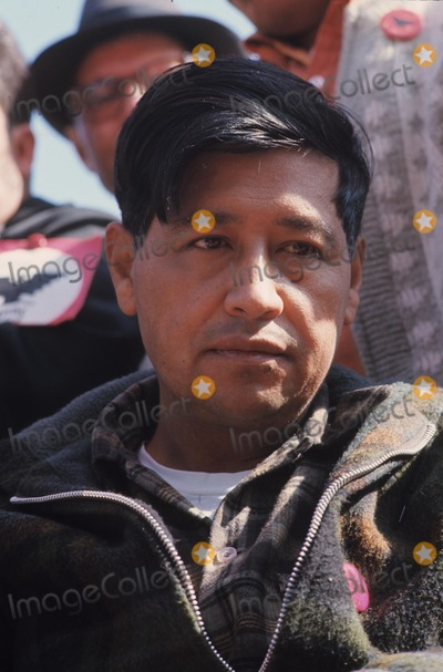 Cesar Chavez Photo - Cesar Chavez Photo by Bill Warren-Globe Photos Inc