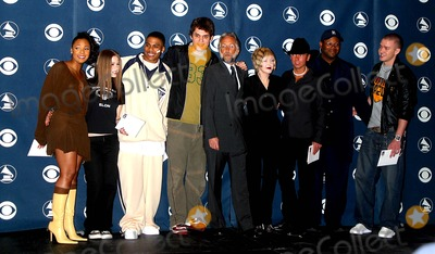 Avril Lavigne Photo - K29013AR SD010703 45TH ANNUAL GRAMMY AWARDS NOMINATIONS ANNOUNCEMENTSAT MADISON SQUARE GARDEN NYC PHOTO BY JOHN BARRETTGLOBE PHOTOSINC  2003ASHANTI AVRIL LAVIGNE NELLY JOHN MAYERNEIL PORTNOWCYNDI LAUPERKENNY CHESNEY JIMMY JAM AND JUSTIN TIMBERLAKE