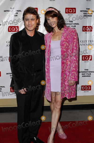 Alexandra Paul Photo - Jaason Simmons and Alexandra Paul During the 2007 International Gay Film Awards the Glitter Awards Held at the Studio Plaza at Hollywood and Highland on May 26 2007 in Los Angeles Photo by Michael Germana-Globe Photosinc