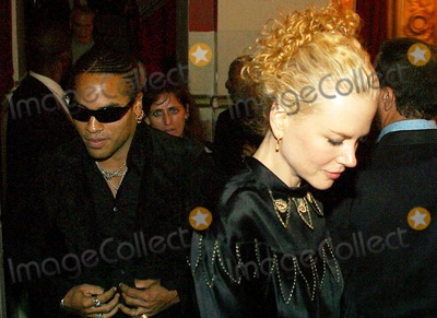 Lenny Kravitz Photo - Gregory Hines Tribute at the Apollo Theatre Harlem New York City Photo Rick Mackler  Rangefinders  Globe Photos Inc 2003 09172003 Lenny Kravitz and Nicole Kidman Etv
